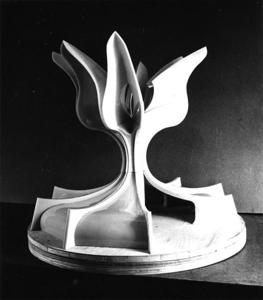 Studio Bas Koopmans - Bogdan Bogdanović model, 1960's