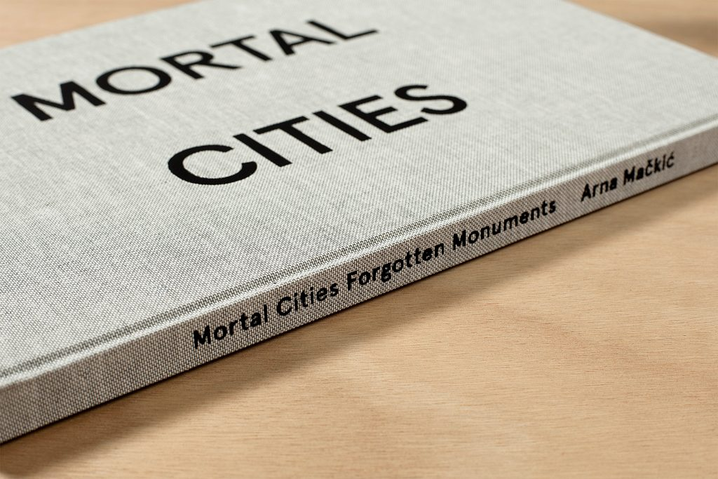 Studio Bas Koopmans - Mortal Cities Forgotten Monuments