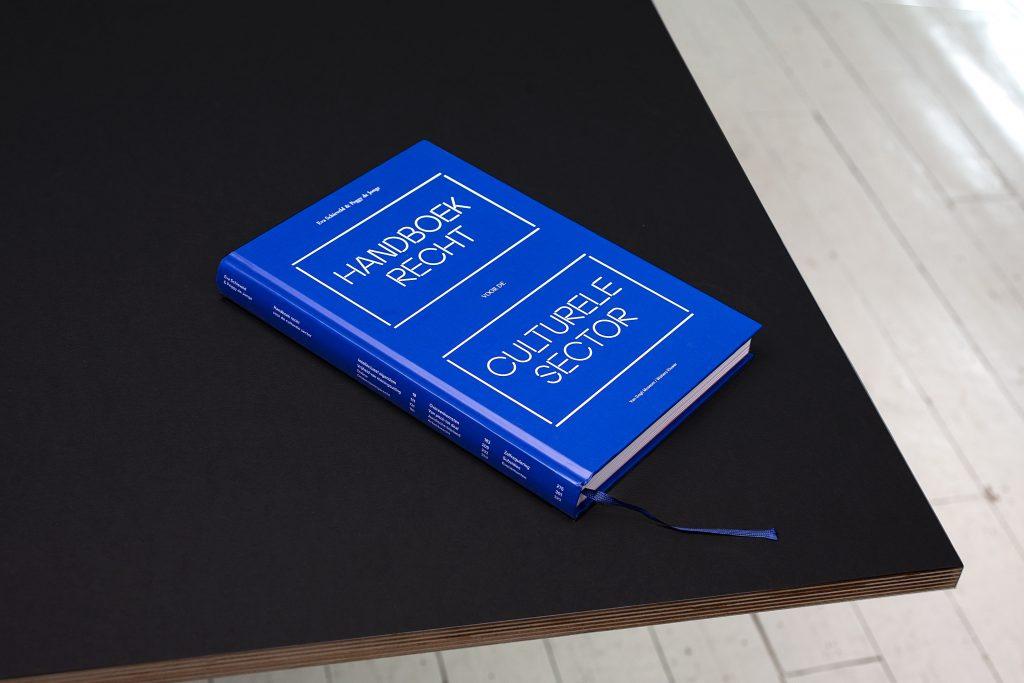Studio Bas Koopmans - Handboek Recht voor de Culturele Sector