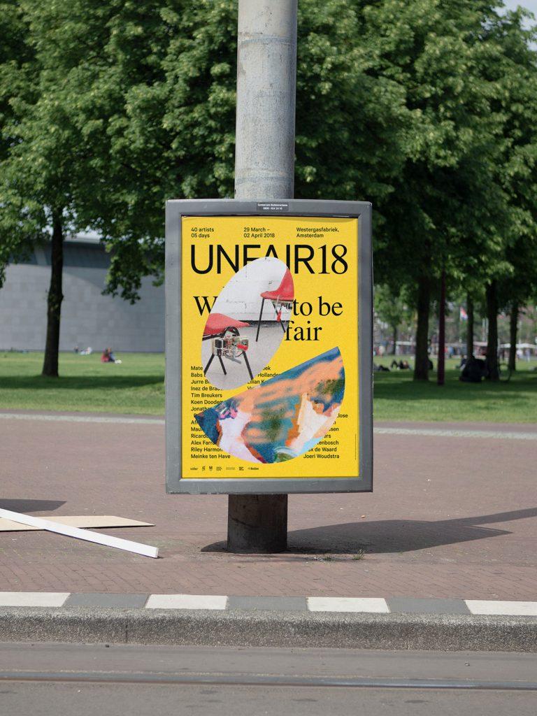 Studio Bas Koopmans - Unfair18